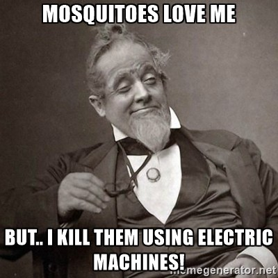 Get Rid Of Mosquitoes With No Hassle At All - Find Out How!